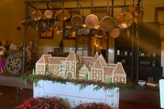 Gingerbread House at the Biltmore